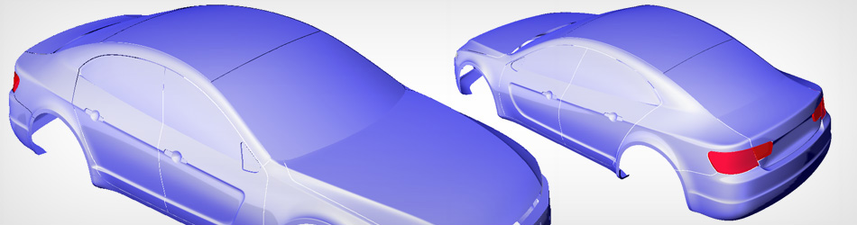 Class-A Surface Modeling 2